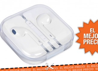 Oferta auriculares Apple Earpods
