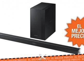 Oferta barra de sonido Samsung HW-J450