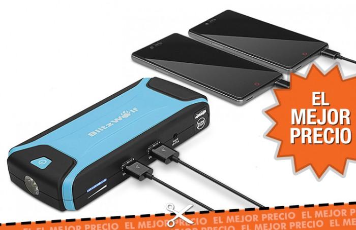 Oferta batería externa BlitzWolf K3