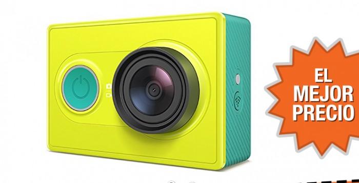 Oferta cámara deportiva Xiaomi Yi