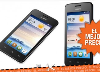 Oferta smartphone Huawei Ascend Y330