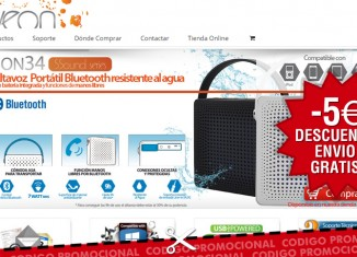 Código promocional de Sveon con 5€ de descuento y envíos gratis