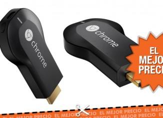 Oferta Google Chromecast