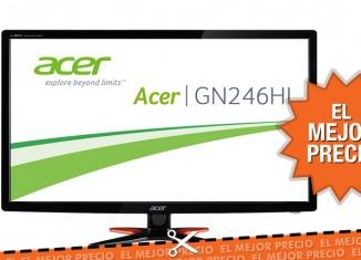 Oferta monitor Acer GN246HL