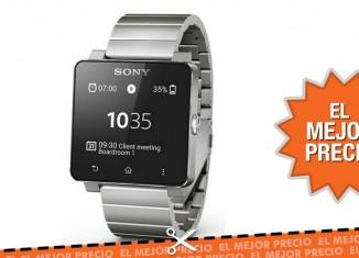 Oferta Sony SmartWatch 2