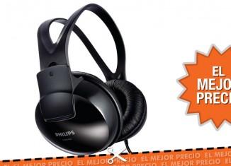 Oferta auriculares Philips SHP 1900 al mejor precio