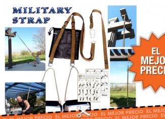 Sistema de entrenamiento en suspensión con correa WOSS Military