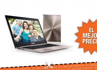Oferta portátil Asus Zenbook UX303LB
