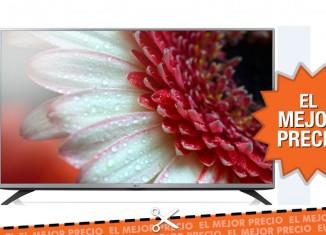 Oferta televisión LG al mejor precio