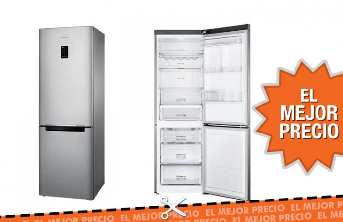 Oferta frigorífico Combi Samsung RB31FERNBSA