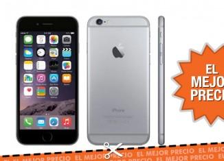 Oferta iPhone 6 de 64 GB al mejor precio