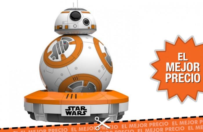 Oferta robot BB-8 de Star Wars al mejor precio
