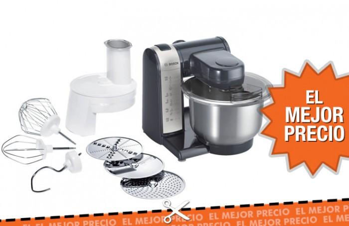 Oferta robot de cocina Bosch al mejor precio