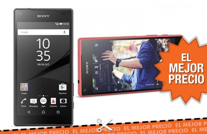 Oferta Sony Xperia Z5 al mejor precio