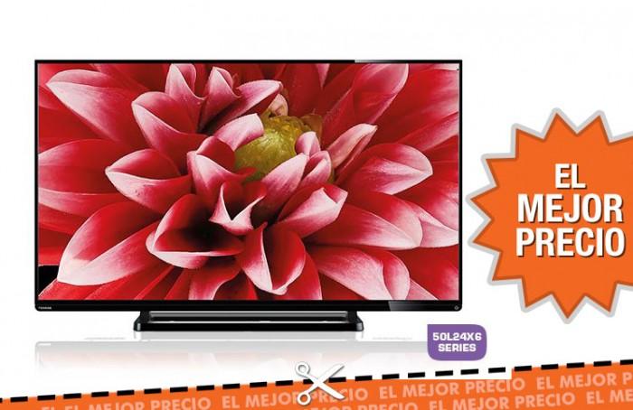 Oferta TV Toshiba LED al mejor precio