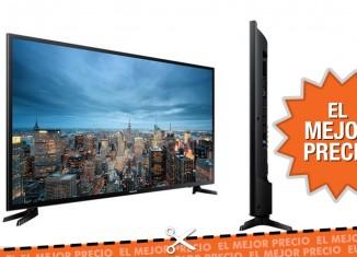 Oferta televisión Samsung UE40JU6000 al mejor precio