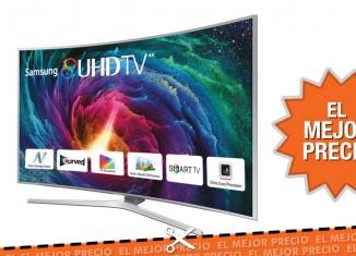 Oferta televisor Samsung UE48JS9000 curvo Ultra HD