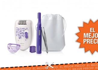 Pack Philips para depilar al mejor precio