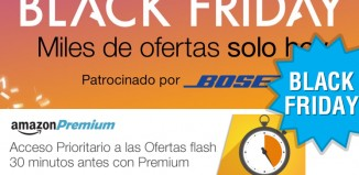 Black Friday de Amazon