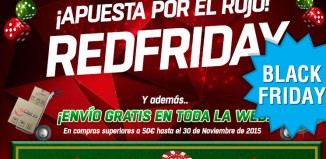 Black Friday de Redcoon