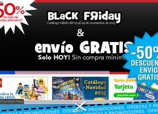 Hasta 50% descuento y envíos gratis en ToysRUs