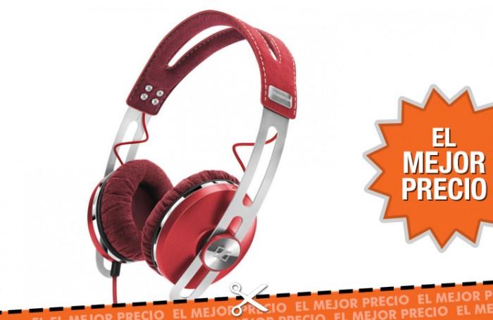 Oferta auriculares Sennheiser Momentum al mejor precio