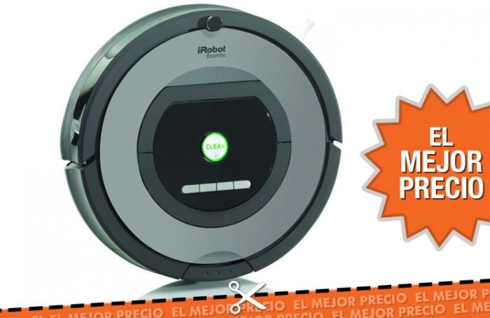 Oferta iRobot Roomba 772 al mejor precio