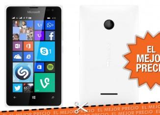 Oferta smartphone Microsoft Lumia 435 al mejor precio