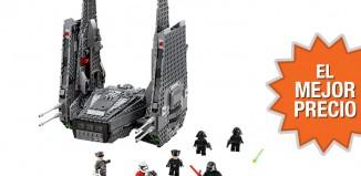 LEGO Star Wars - Nave de combate de Kylo Ren