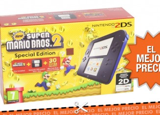 Oferta Nintendo 2DS black friday