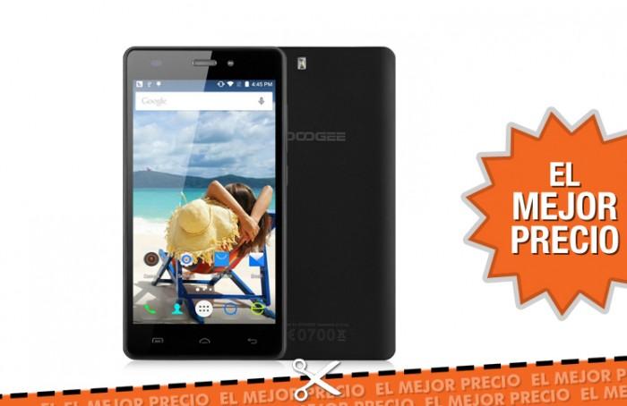 Mejor precio para el smartphone Doogee X5