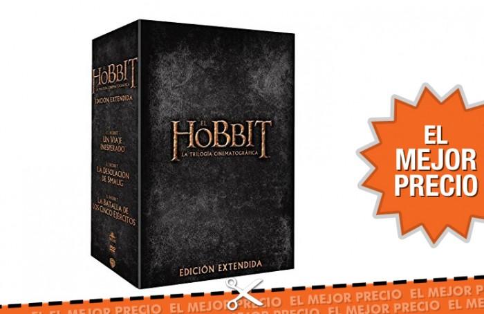 Oferta trilogía El Hobbit versión extendida al mejor precio