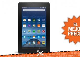 Oferta tablet Kindle Fire al mejor precio