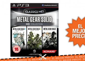 Oferta Metal Gear Solid HD Colletion al mejor precio