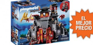 Oferta castillo chino con dragones de Playmobil