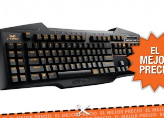 Oferta teclado ASUS Strix Tactic PRO