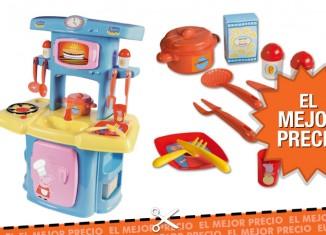 Oferta Peppa Pig - Cocina con 13 accesorios