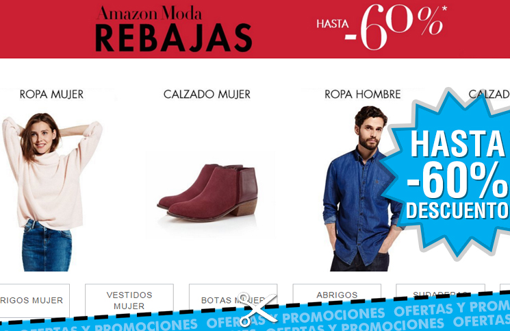 Rebajas de Amazon