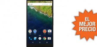Oferta smartphone Huawei Nexus 6P al mejor precio