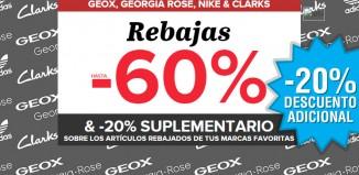 20% adicional en las rebajas en zapatos de Sarenza