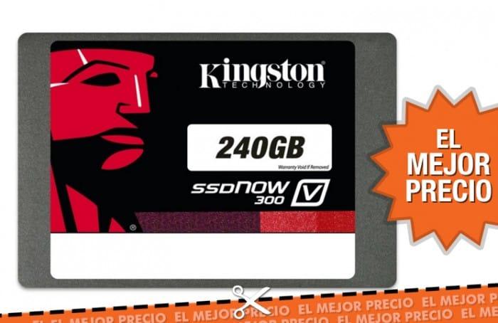 Oferta disco duro SSD Kingston SSDNowV300