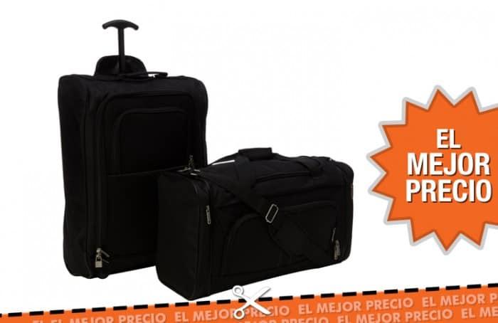 Juego de maletas Cities The Valencia Collection con u descuento del 86%