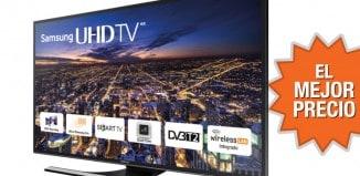 "Oferta TV Samsung UE48JU6400 48"" LED"