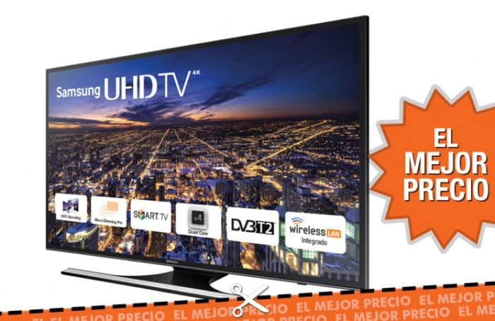 "Oferta TV Samsung UE48JU6400 48"" LED"