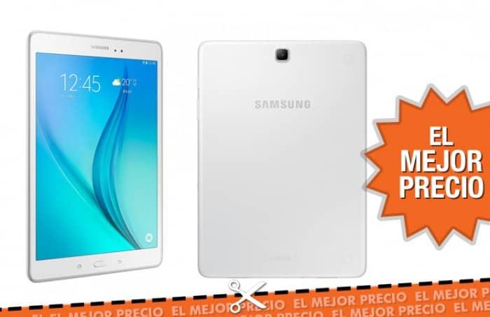 Oferta Samsung Galaxy Tab A T550N al mejor precio