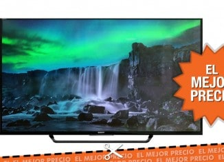 "Oferta Sony KD-49X8005C 49"" LED 4K UltraHD al mejor precio"