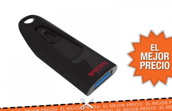 Oferta Sandisk Ultra 32 GB al mejor precio