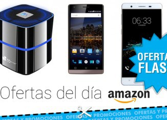 Ofertas flash de Amazon en móviles y accesorios