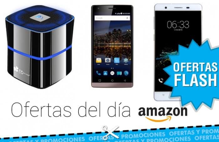 Ofertas flash de Amazon en móviles y accesorios