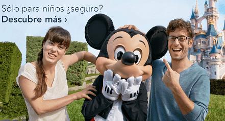 Viaje en familia a Disney para primavera y verano